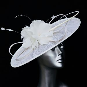 Bridal White Hatinator 13103/SD147